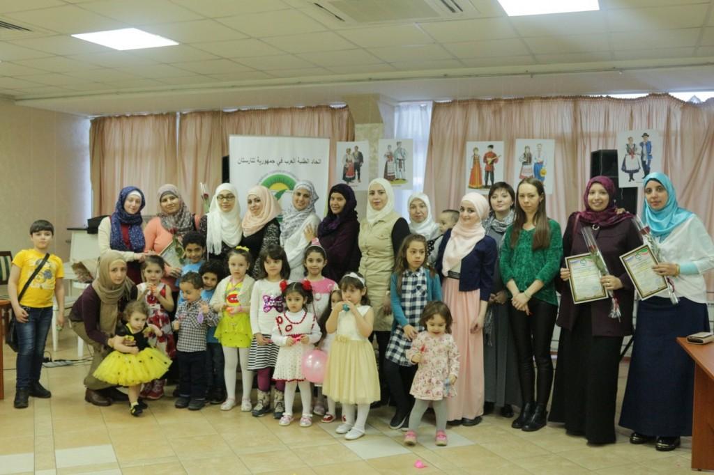 Праздничное мероприятие «Арабская жемчужина»