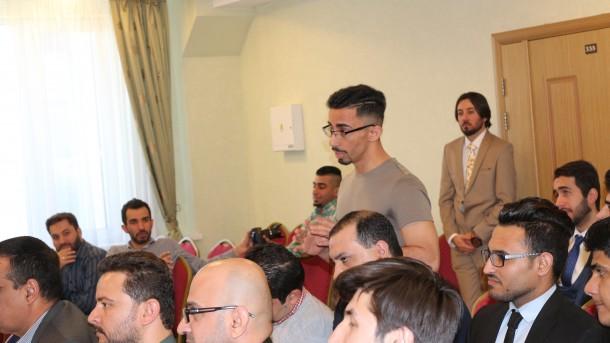 Визит делегации посольства Ирака