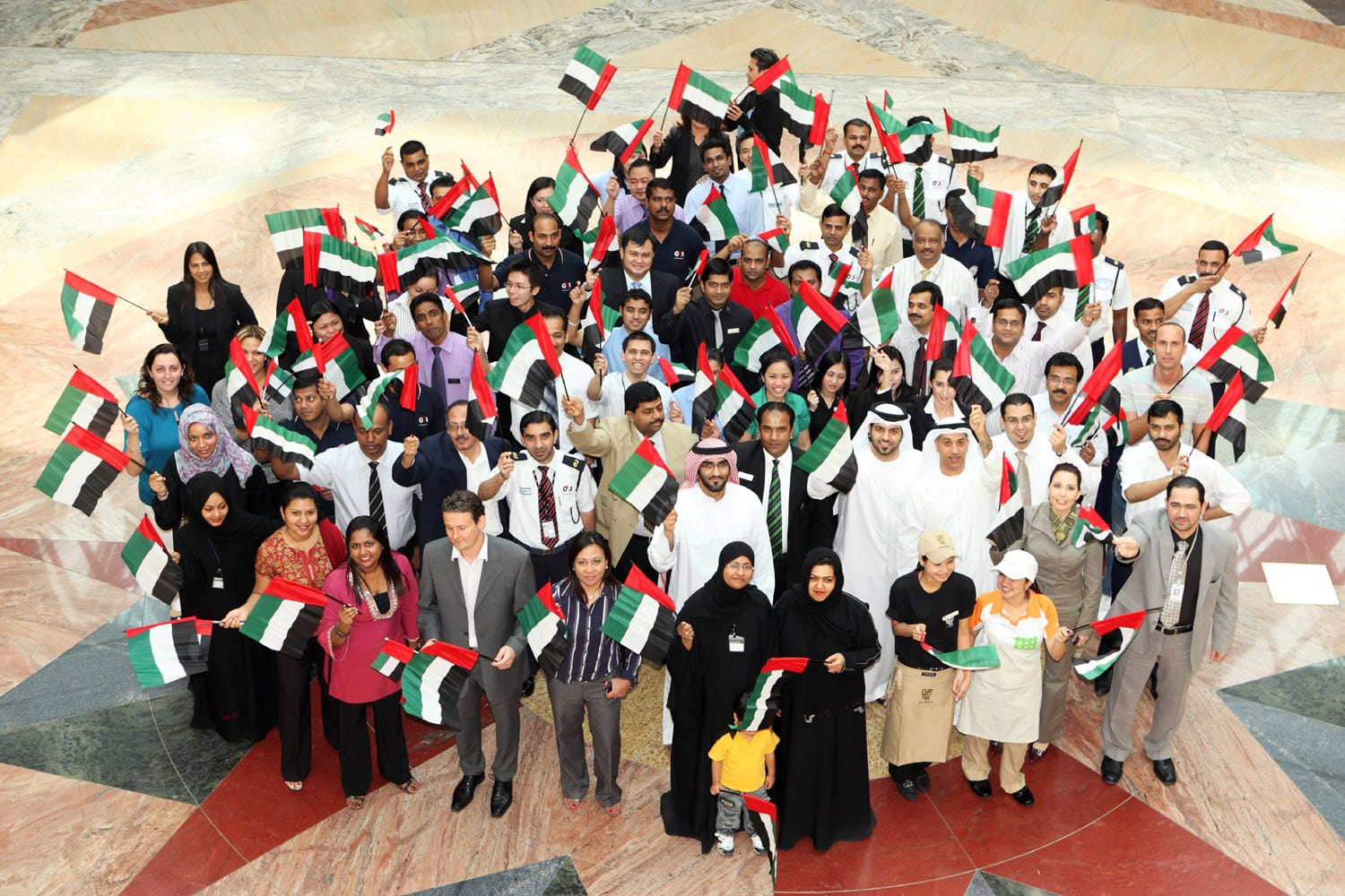 Mall-of-the-Emirates-Team-Gearing-Up-for-National-Day